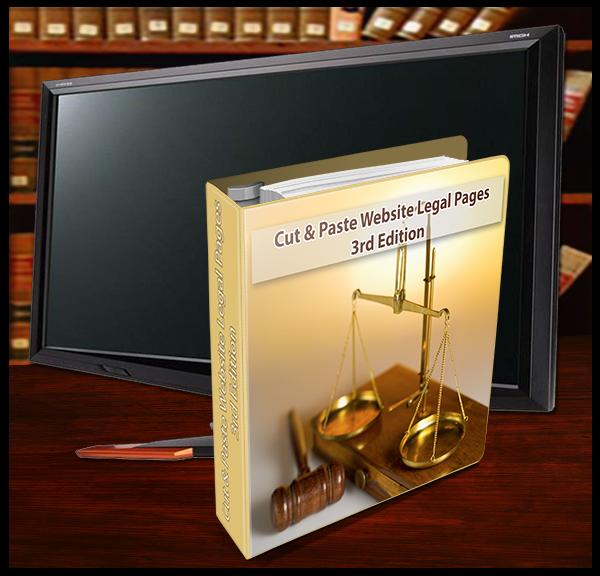 Website Legal Pages - 3rd Ed.